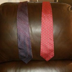 High end Tie bundle